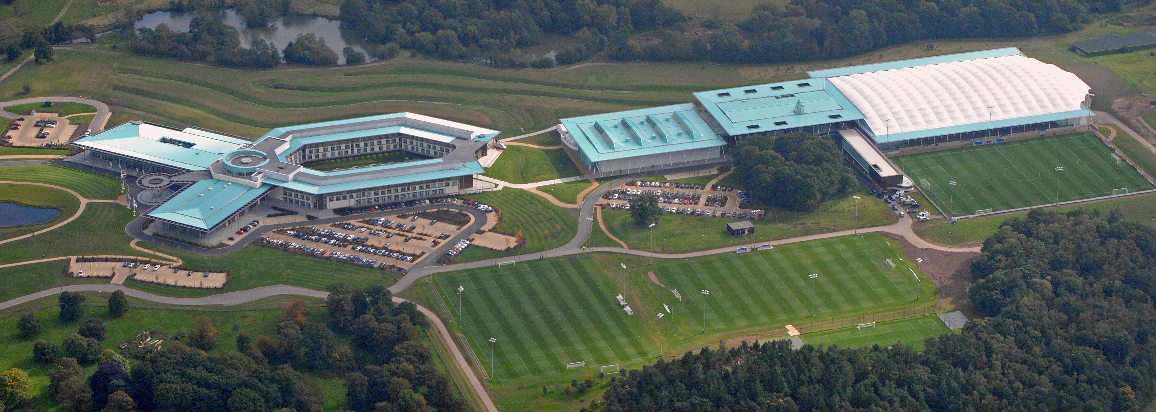 The Grass Is Greener At St Georges Park