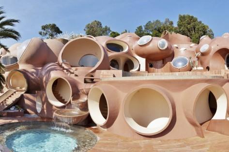 Maison Bulle Teoule-sur-Mer