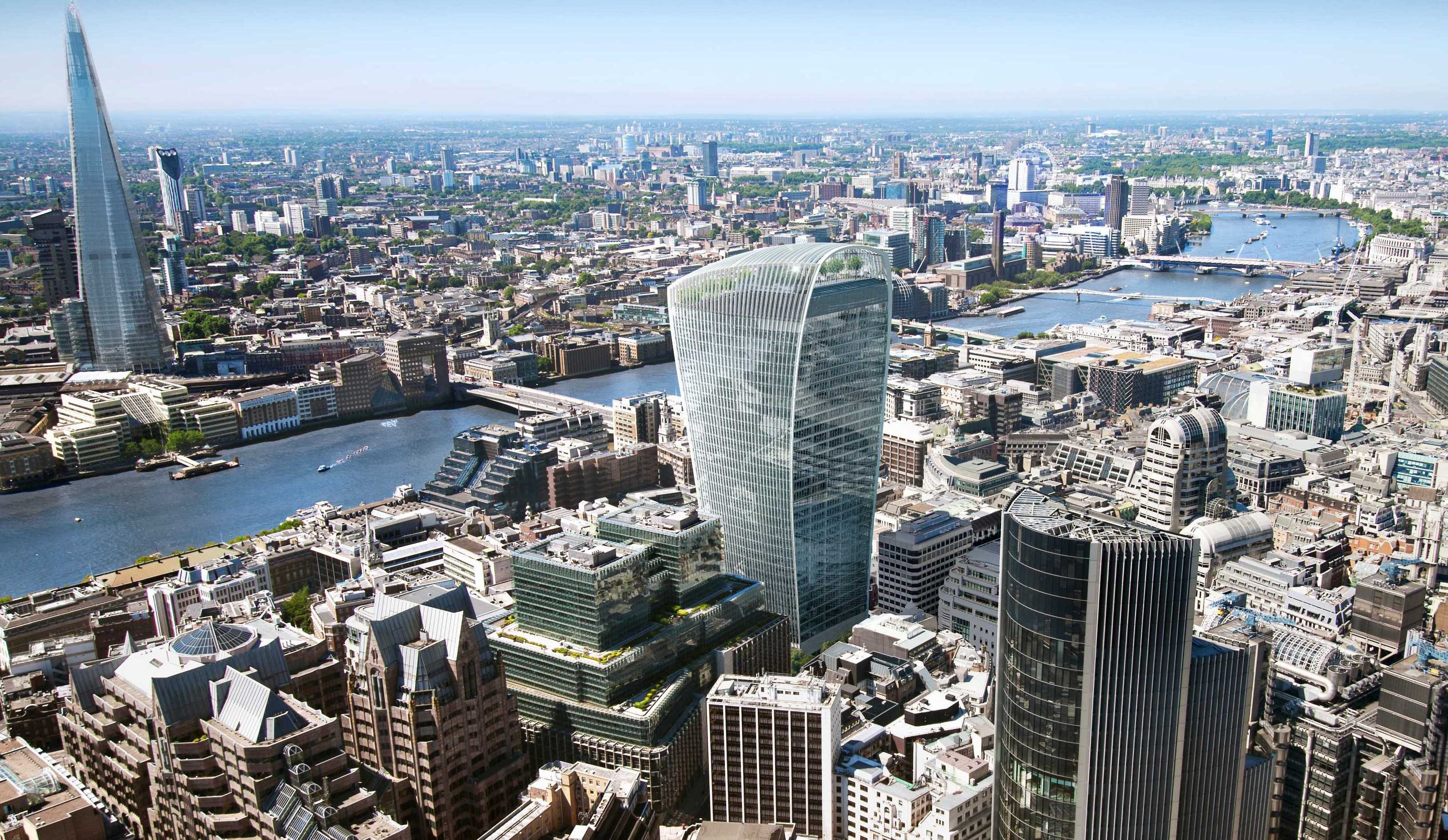 London's newest and tallest Sky Garden | NICK RILEY. MY PERSPECTIVE. MY LIFE OF RILEY…